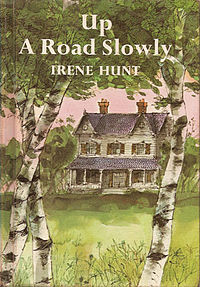 200px-Up_a_Road_Slowly_cover